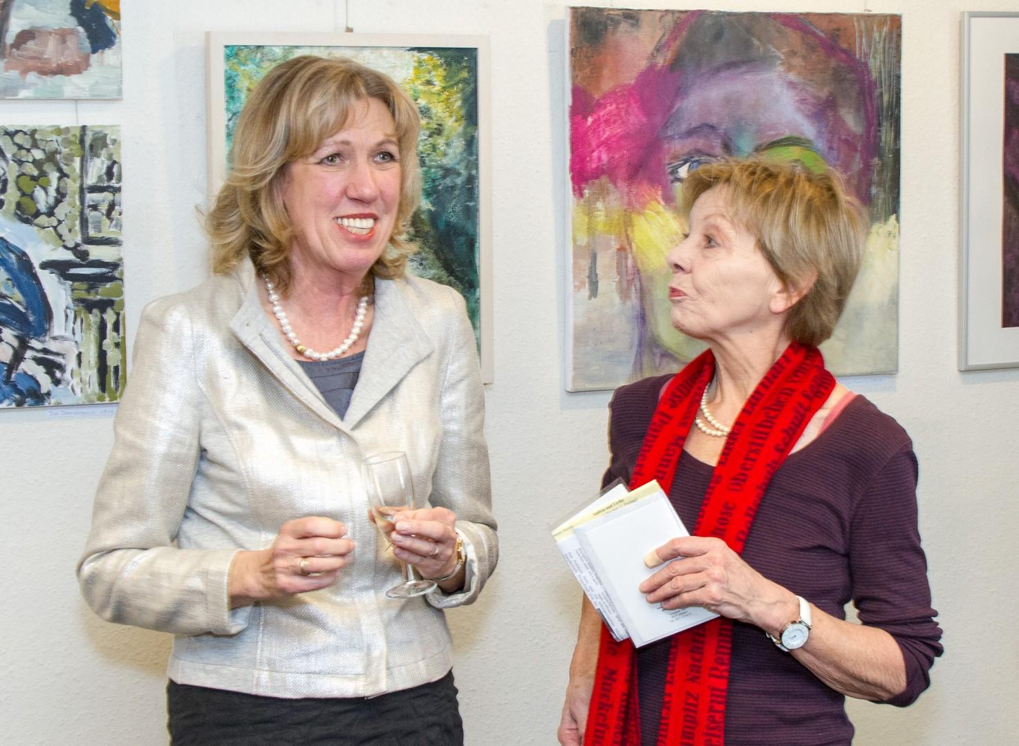 Brita Kurth, Mary Leifeld - 14.01.2017